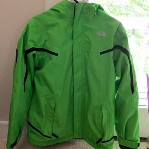 Boys XL North Face Triclimate Hooded Winter Jacket
